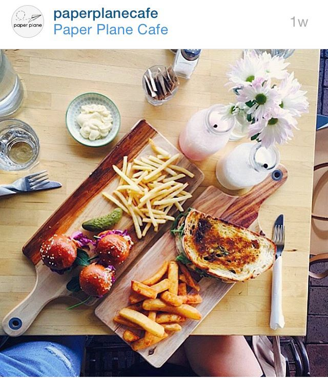 Paper Planes Cafe Style: Cafe Location: Bondi, NSW