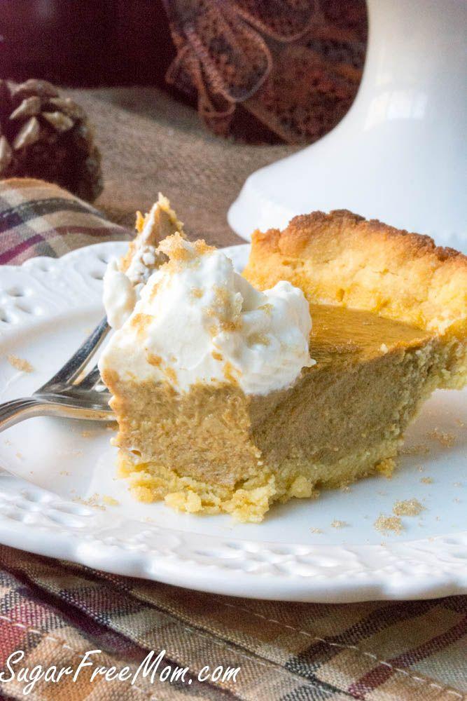 recipe: sugar free pumpkin pie recipe stevia [14]