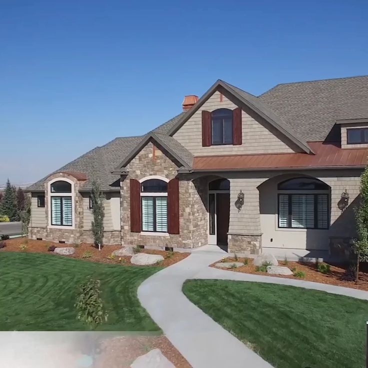 Take a video tour of The Birchwood house plan 1239! #wedesigndreams #dongardnerarchitects