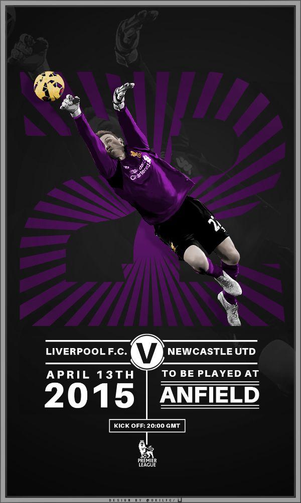 LFC v Newcastle - 32