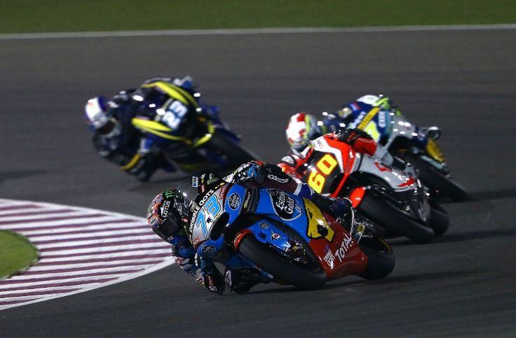 Alex Marquez, Moto2 race, Qatar MotoGP 2015