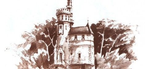 Goethova vyhlídka Karlovy Vary