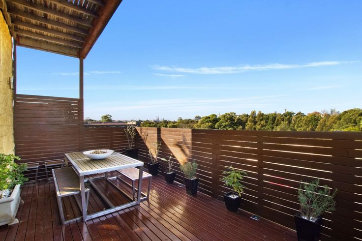 Light filled living with scenic views to the city - 3 Gladstone Street Lilyfield at Pilcher Residential