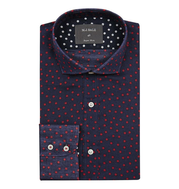 Add a bit of fun and colour to Mr. Business's work attire $149.95 available at MJ Bale