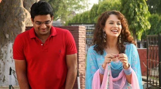 """""""... That's the achievement of their writing of such rooted characters. You cannot blame the writers for a character's thoughts and actions.""""  On Tanu Weds Manu Returns:"""