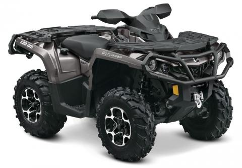 2012 Can-Am Outlander XT 1000     I love a good four wheeler and here is another in the  $1200 price range.