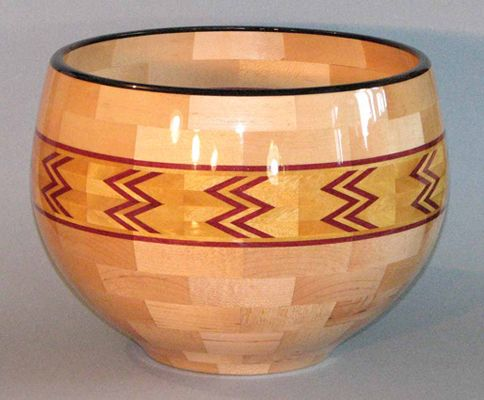 Lightning - Segmented Salad Bowl