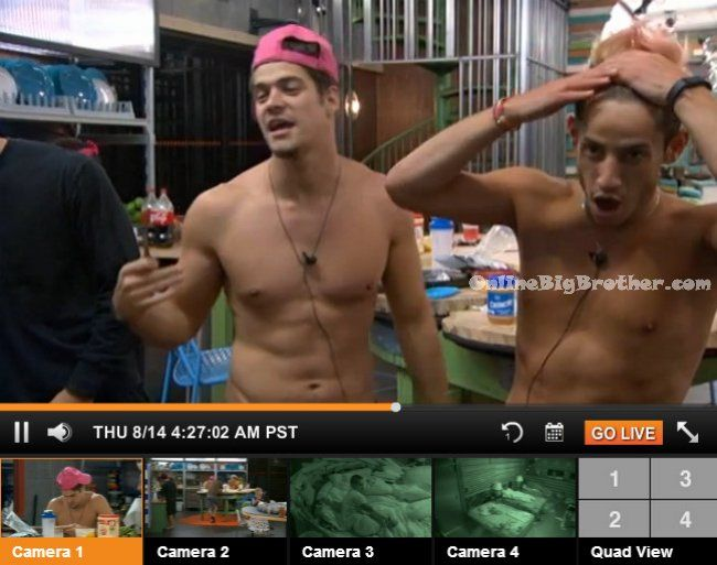 big brother 15 hook up videos Big brother 2017 series presented by the celebrity big more video the we all know that feeling of waking up and remembering there's only one.