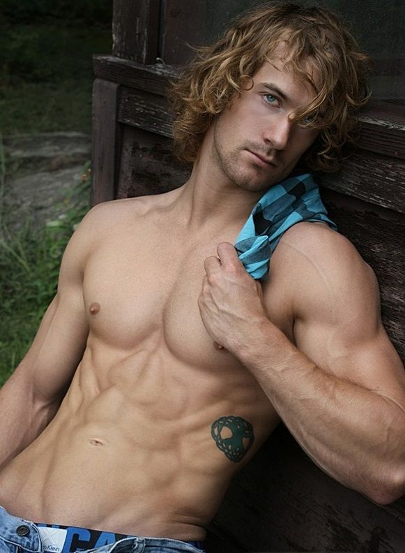 gay hitchhiker blonde