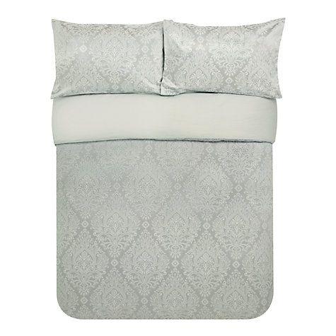 Buy John Lewis Palace Jacquard Duvet Cover and Pillowcase Set Online at johnlewis.com