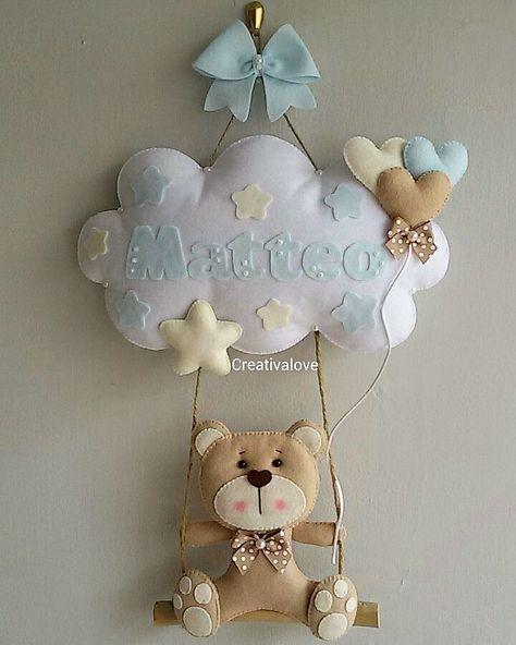 #delicatezza #creativalove #fiocconascita #orsetto #bear #creativemamy #instamamme #mamme #nascita #ghirlandanascita #bimbi #fioccoazzurro #matteo #creatività #handmade #artigianato #fattoamamo