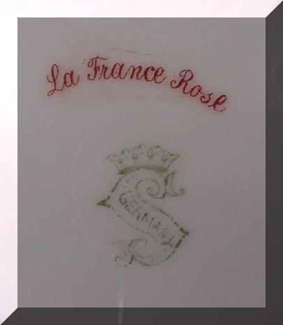 Efineantiques Fine Porcelain and Table of Fine Porcelain Marks
