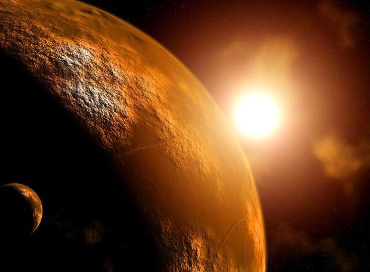 Marte, nombre dado en homenaje al dios romano de la guerra, es un cuerpo celeste que ha dado mucho q... - iStock/Getty Images