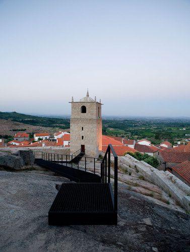 COMOCO-arquitectos-Castelo-Novo-s-Castle