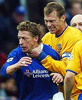 Big Duncan Ferguson - Everton Legend
