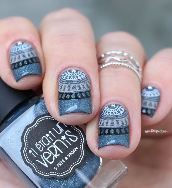 Gut gemocht 1686 best NAIL ART INSPIRATION images on Pinterest | Nail art  XH56