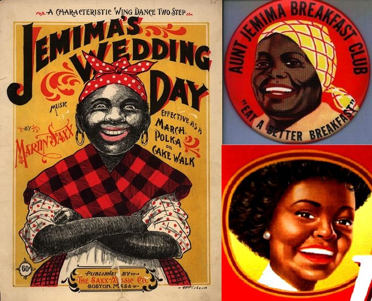 Design of the Times: The Evolution of Brand Icons Part 1 · Aunt JeminaBrand IconVintage FoodVintage ...