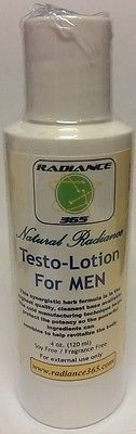 Other Health and Beauty: Testosterone Cream Lotion For Men 4Oz Bottle -> BUY IT NOW ONLY: $34.95 on eBay!