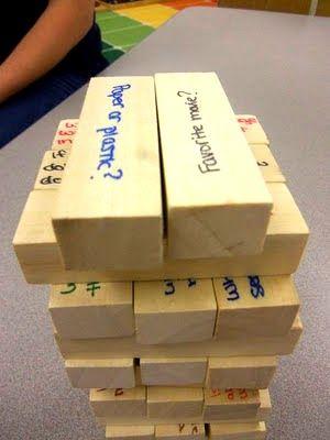 Dyslexia at home: Επιτραπέζια παιχνίδια και Δυσλεξία. Jenga ένα παιχ...