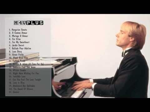 (962) Richard Clayderman Greatest Hits - Best Songs Of Richard Clayderman - Best English Love Songs - YouTube