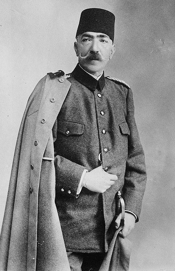 Hussein Hilmi Pasha - İkinci Meşrutiyet - Vikipedi