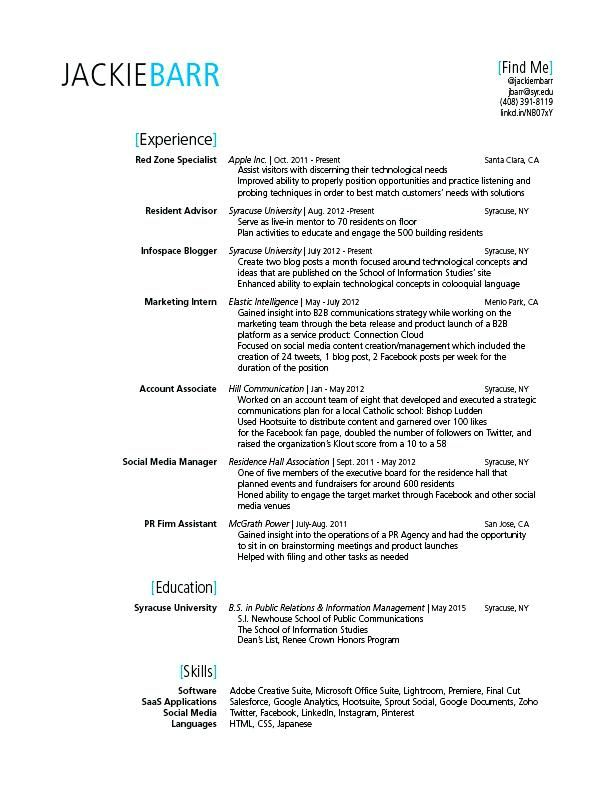 The 25+ best Sample resume ideas on Pinterest Sample resume - supervisor job description