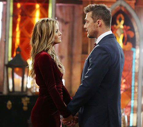 Becca Tilley and Chris Soules