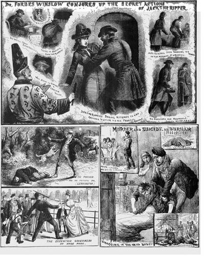 Overwhelming Evidence For the Identity of Jack the Ripper - Forensics and the Portrait of a Killer