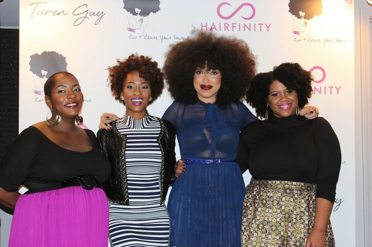 Taren Guy's Luv & Learn Your Natural Hair Tour