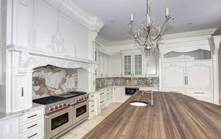 White Kitchen Design Photos