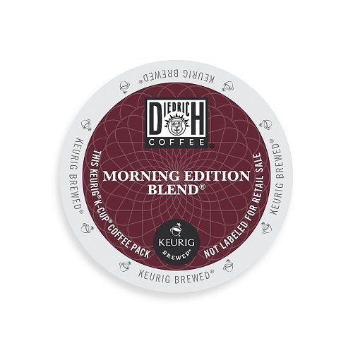 Diedrich Coffee K-Cup for Keurig Brewers, Medium Roast, Morning Edition Blend, K-Cup packs, 48-Count -- You can get more details here : K Cups