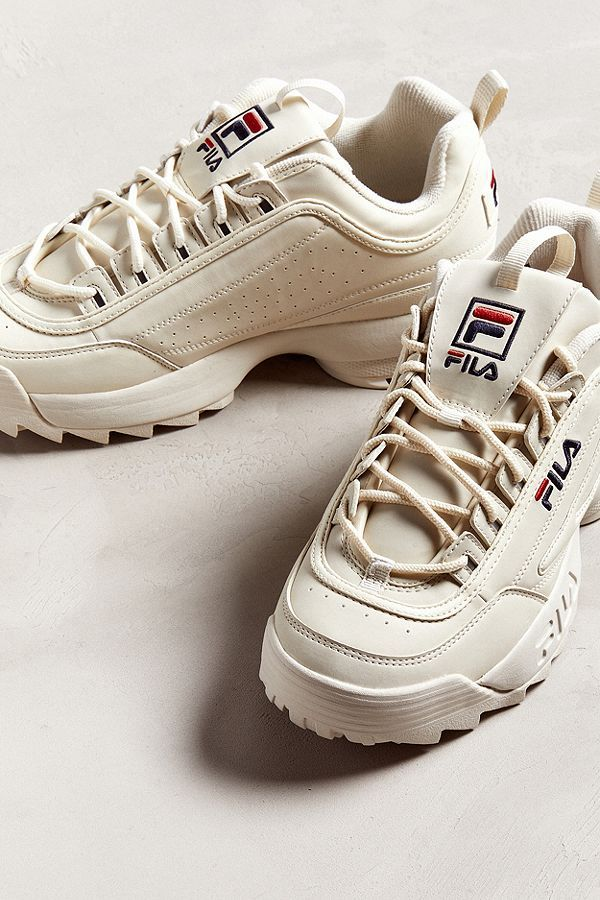 47b81791 FILA Disruptor II Sneaker in 2019 | shoes | Fila disruptors ...