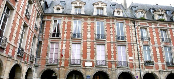 Maison de Victor Hugo - Paris (c) Didier Messina / Paris Musées