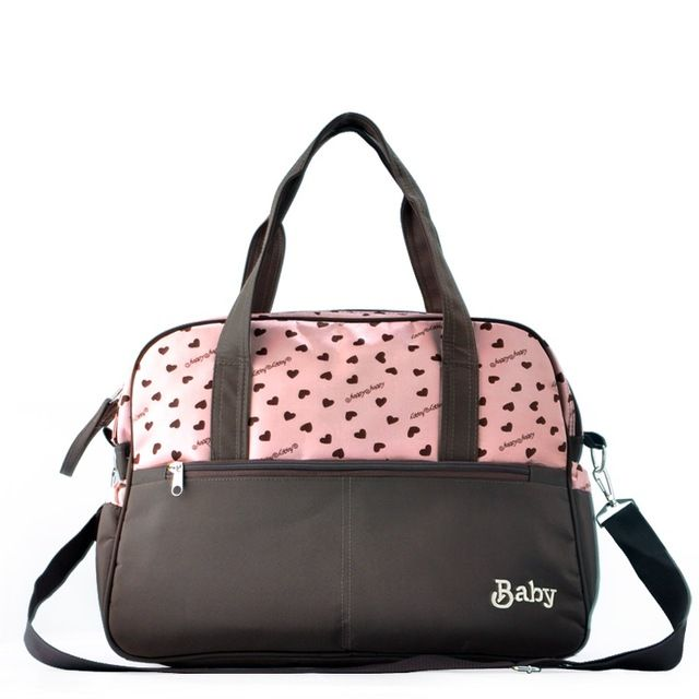 【 $16.47 & Free Shipping 】dot printing baby diaper multifunctional mummy bagsnappy stroller Shoulder Messenger maternity bags   Buying & Reviews on AliExpress