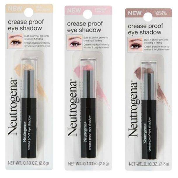 Neutrogena Crease Proof Eyeshadow for Spring 2013
