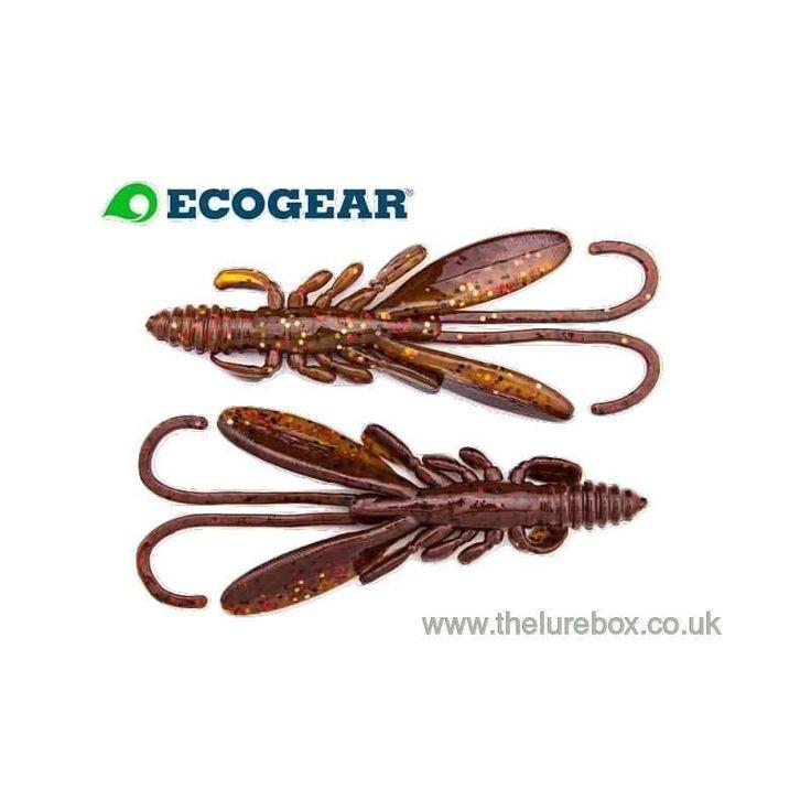 "Ecogear Bug Ants 2"" Rock Crab"