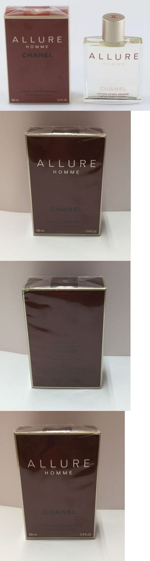 Aftershave and Pre-Shave: Allure Homme After Shave Lotion By Chanel 3.4 Fl. Oz. Nisb -> BUY IT NOW ONLY: $54.99 on eBay!