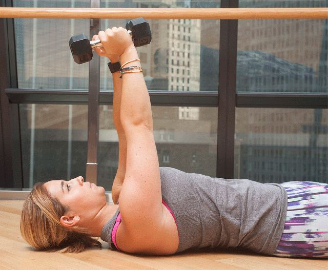 7 Simple Workout Moves That Will Get You Sexy, Toned Arms In A Week   - Redbook.com