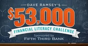 Dave Ramsey's Financial Literacy College Scholarship Contest: How does a $36,000 college scholarship sound? $5000? $2500? How about a free Chromebook 2? More info at http://how2winscholarships.com