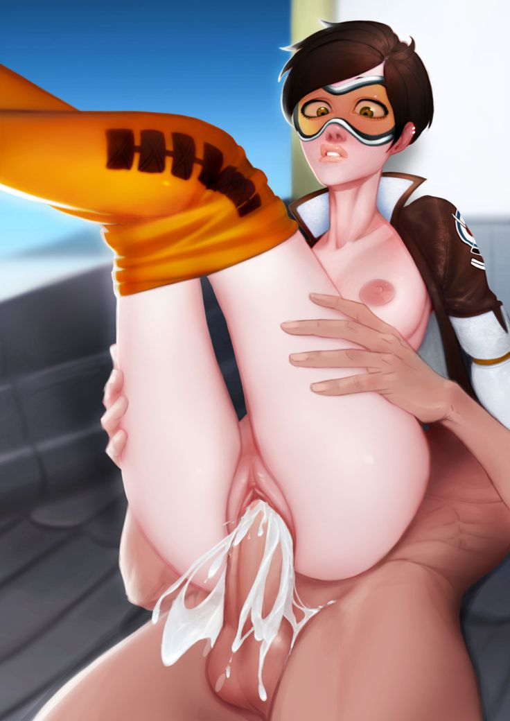 Brown anal fisting
