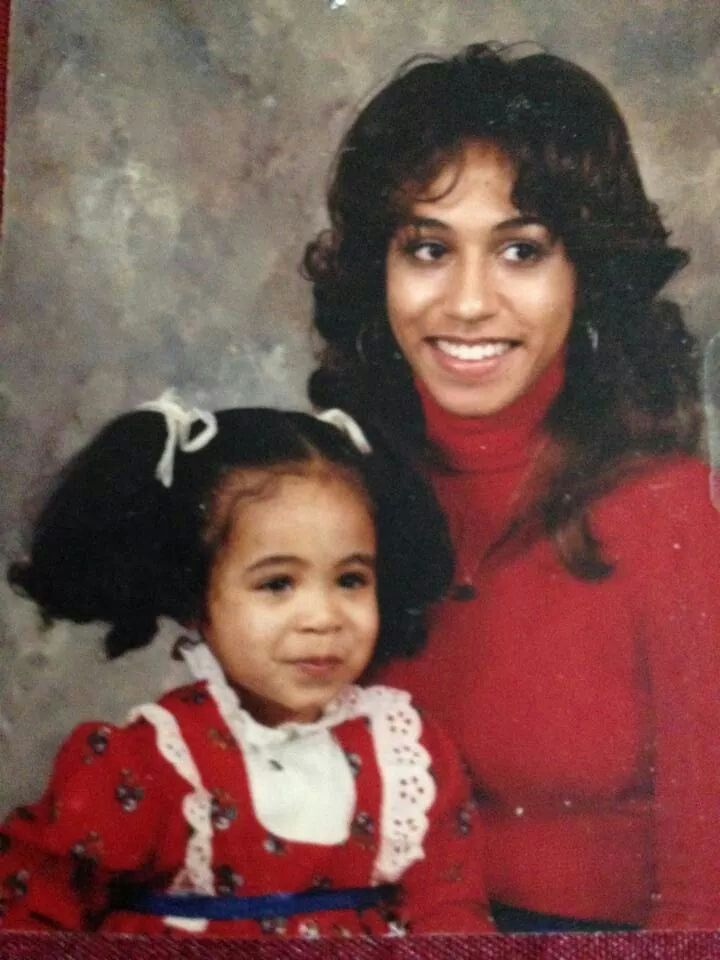 A Young Jada Pinkett Smith Amp Her Mom Tbt Is That
