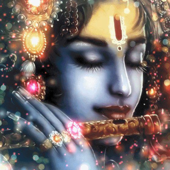 Radha,The Queen of Vrindavan