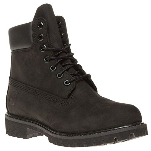 Mount Hope Fabric and Leather Waterproof, Bottes Femme, Marron (Dark Brown), 37 EUTimberland