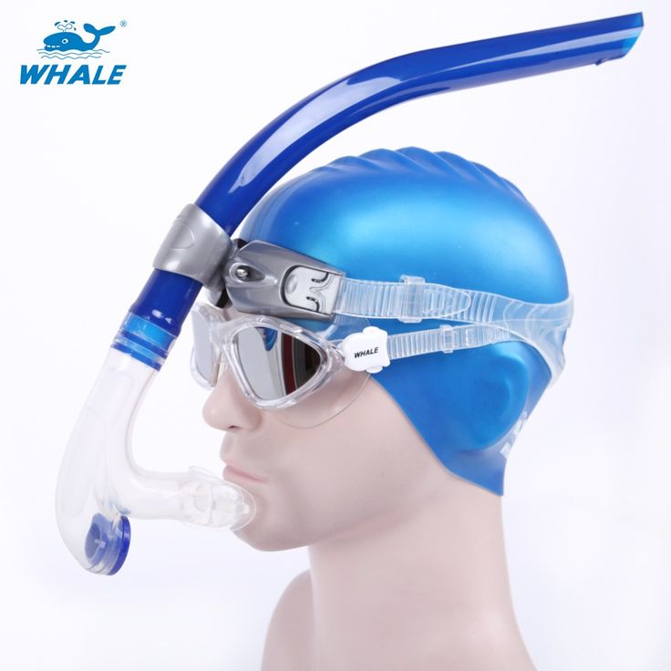 Fsnorkeling equipment diving mask snorkel set professional spearfishing gear Scuba Diving Equipment Dive Mask + Dry Snorkel Set // FREE Worldwide Shipping! //     #hashtag2