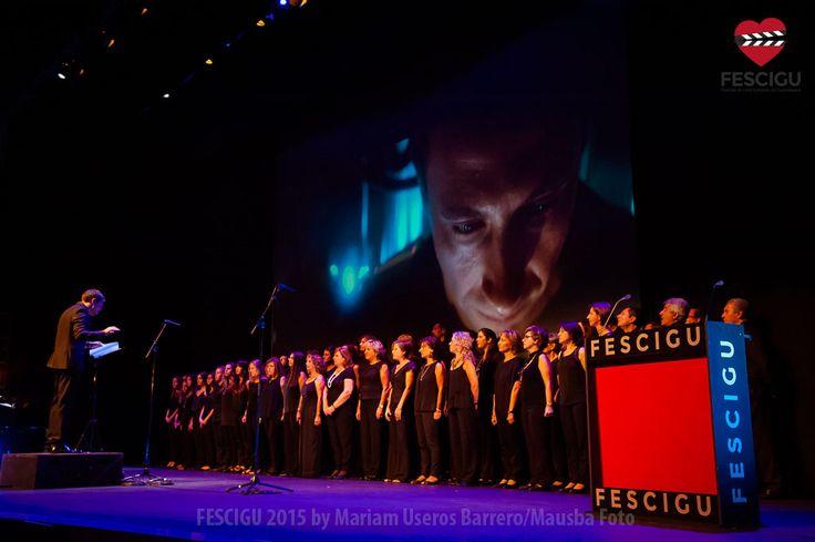Gala Inaugural del XIII Festival de Cine Solidario de Guadalajara. Orfeón Joaquín Turina. Fecha: 29/09/2015 Foto: Mariam Useros Barrero/Mausba Foto.