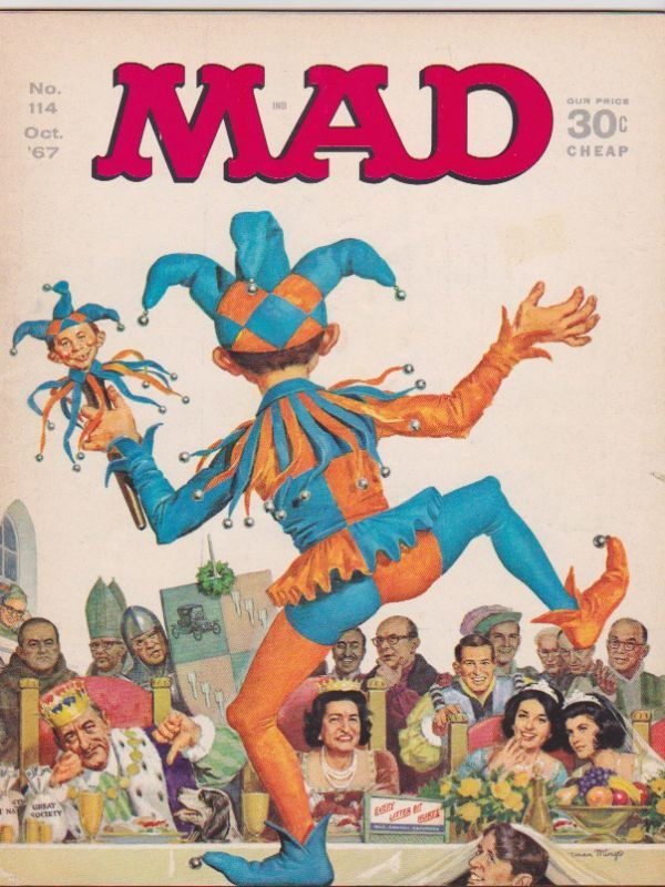 313 best Mad images on Pinterest | Mad magazine, Magazine ...
