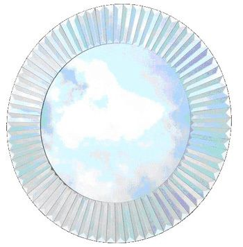 Print Decor - Art, Mirrors, Frames - M831, $525.00 (http://www.printdecor.com.au/mirrors/oval-round/m831/)