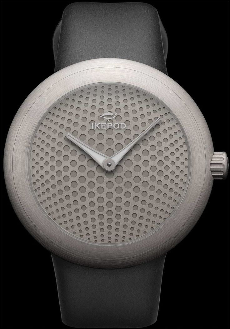 He collaborated with Apple to help design the Apple Watch. Linking many similarities to his once owned watch company Ikepod, leaving in 2012
