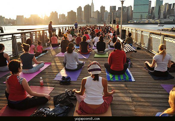 cool Yoga nyc