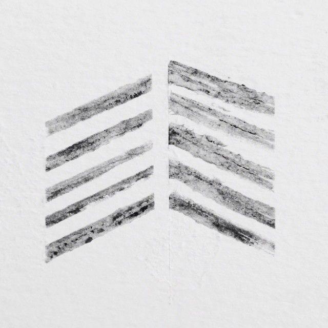 AUG | Line Work | Development stamp pattern by @ljns_
